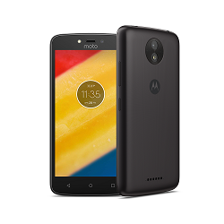 Unlocking by code Motorola Moto C