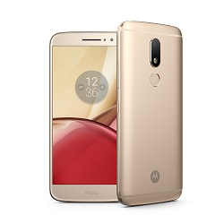 Unlocking by code Motorola Moto M