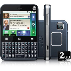 Unlocking by code Motorola CHARM
