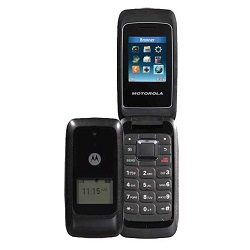 How to unlock Motorola W419G