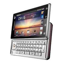 Unlocking by code Motorola MT716