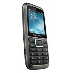 Unlocking by code Motorola WX306