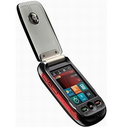 Unlocking by code Motorola A1200R
