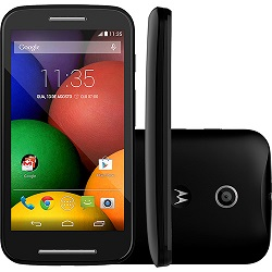 Unlocking by code Motorola Moto E