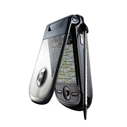 Unlocking by code Motorola A1600