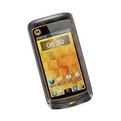 Unlocking by code Motorola MT810LX