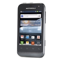 Unlocking by code Motorola Defy Mini XT320
