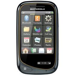 Unlocking by code Motorola EX232