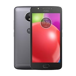 Unlocking by code Motorola Moto E4
