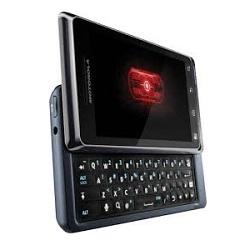 Unlocking by code Motorola Droid 2 Global