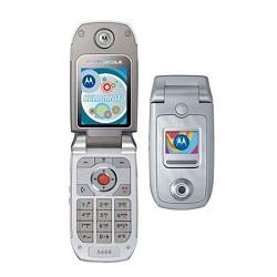Unlocking by code Motorola A668