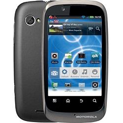 Unlocking by code Motorola FIRE XT