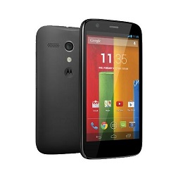 Unlocking by code Motorola Moto G