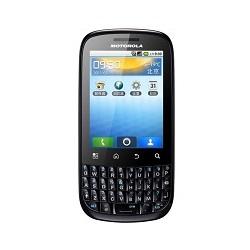 Unlocking by code Motorola FIRE XT311