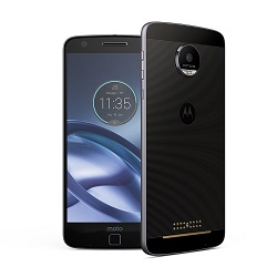 Unlocking by code Motorola Moto Z