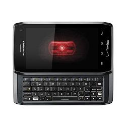 Unlocking by code Motorola DROID 4 XT894
