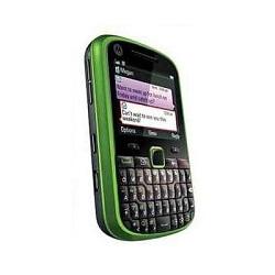 Unlocking by code Motorola Grasp WX404