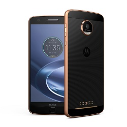 Unlocking by code Motorola Moto Z Force