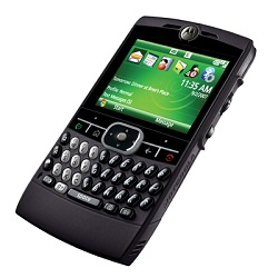 Unlocking by code Motorola Q8