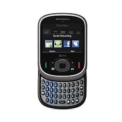 Unlocking by code Motorola QA1