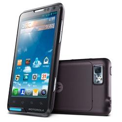 Unlocking by code Motorola Motoluxe