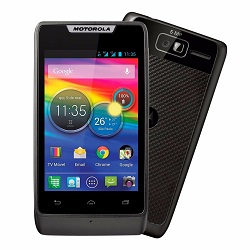 Unlocking by code Motorola XT 915