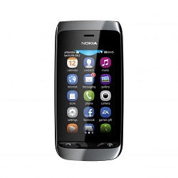 Unlocking by code Nokia Asha 309