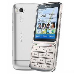 Unlocking by code Nokia C3-01 Touch and Type
