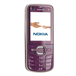 Unlocking by code Nokia 6220 Classic