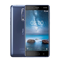 Unlocking by code Nokia 8