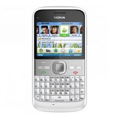How to unlock Nokia E5