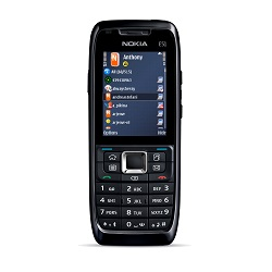How to unlock Nokia E51