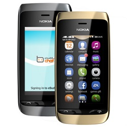 Unlocking by code Nokia Asha 310