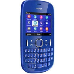 Unlocking by code Nokia Asha 200