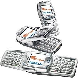 Unlocking by code Nokia 6822