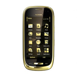 Unlocking by code Nokia Oro