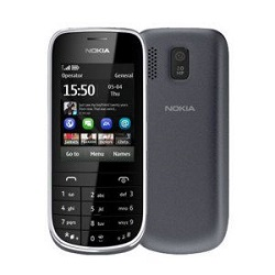 Unlocking by code Nokia Asha 202