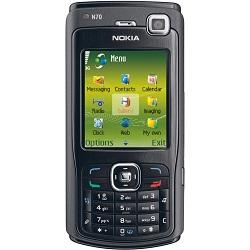 Unlocking by code Nokia N70