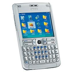 Unlocking by code Nokia E61i