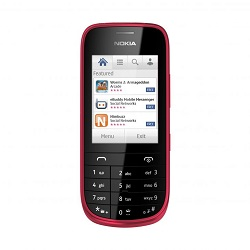 Unlocking by code Nokia Asha 203