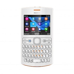 Unlocking by code Nokia Asha 205