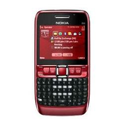 Unlocking by code Nokia E63
