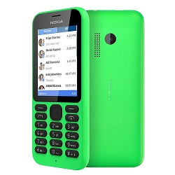 Unlocking by code Nokia 215 Dual Sim