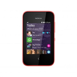 Unlocking by code Nokia Asha 230