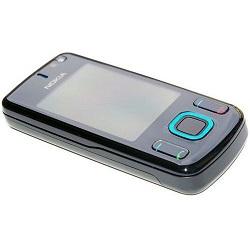 Unlocking by code Nokia 6600 Slide