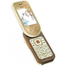 Unlocking by code Nokia 7370