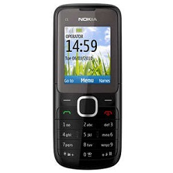 Unlocking by code Nokia C1-01