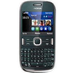 Unlocking by code Nokia Asha 302