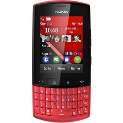Unlocking by code Nokia Asha 303