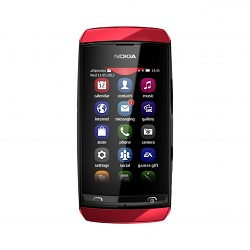Unlocking by code Nokia Asha 306